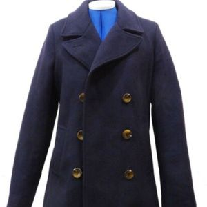 Kristen Blake Fine Australian Wool Blend Coat S;M